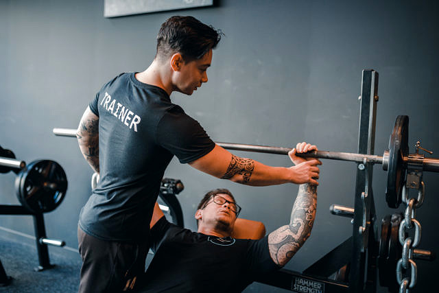 DC Personal training begeleiding