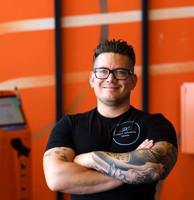 Personal trainer Middelburg Dimitri Sittrop