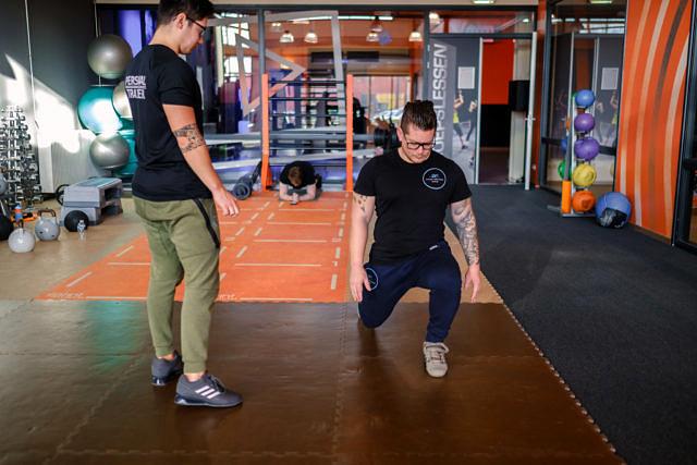 Personal training middelburg