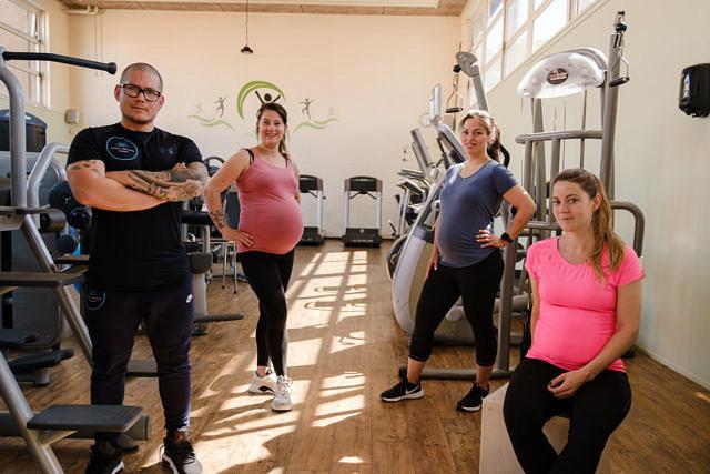 Zwanger Groepsfoto 5