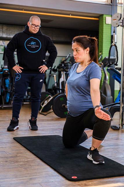 Zwanger Mariska 3